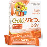 Gold Vit D3 Junior N30