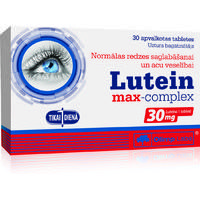 Lutein max-complex N30 apvalkotas tabletes